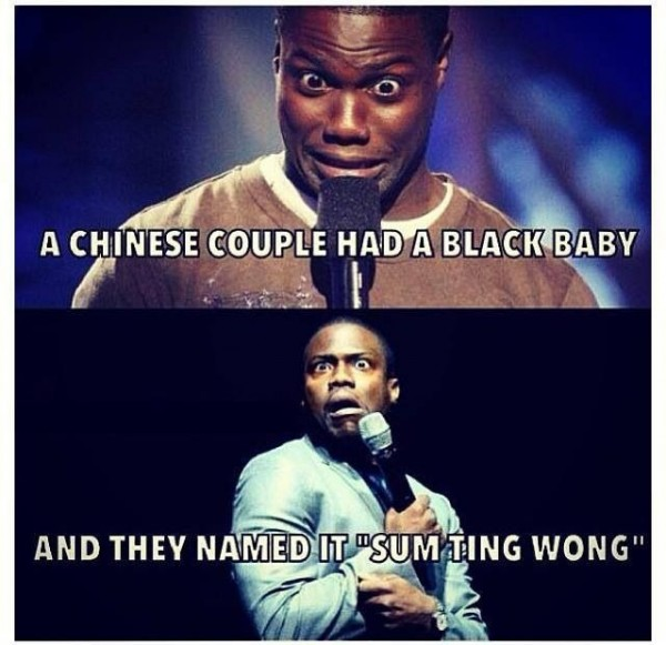 A Chinese couple had a baby
