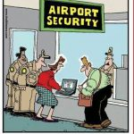 Airport Security Remove Bullets from Word Funny Meme