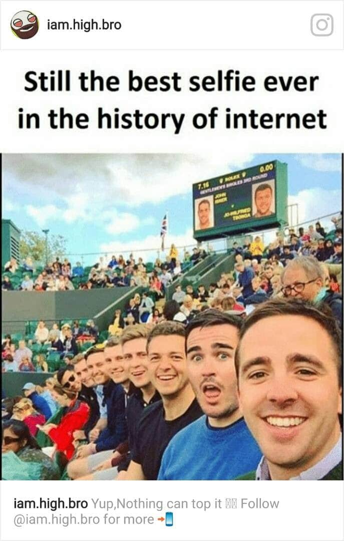 Best Selfie Ever Funny Meme