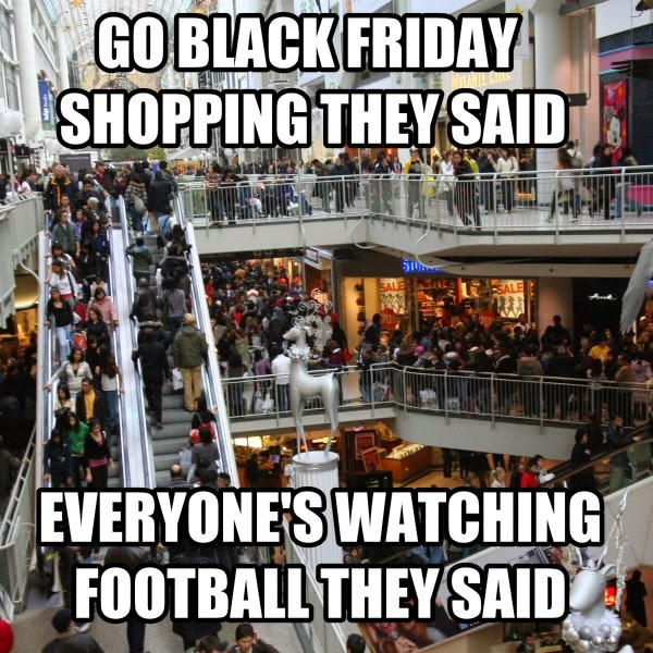 Black Friday Meme