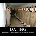 Dating in North Korea Funny Meme