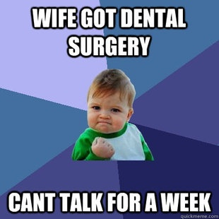 Dental Surgery Funny Meme