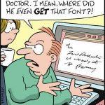 Doctor Email Font Funny Meme