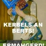 Ermahgerd Kibbles n Bits Funny Meme