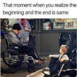 Full Circle of Life Funny Meme