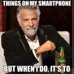 I dont always look up things Funny Meme