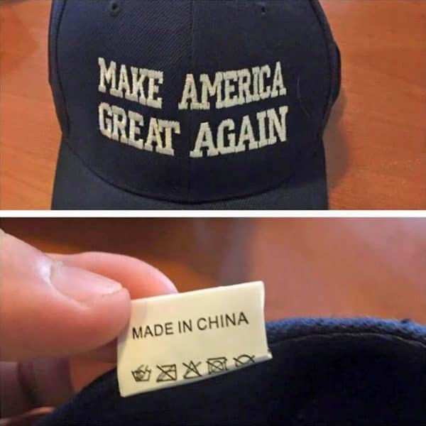Make America Great Again Funny Meme