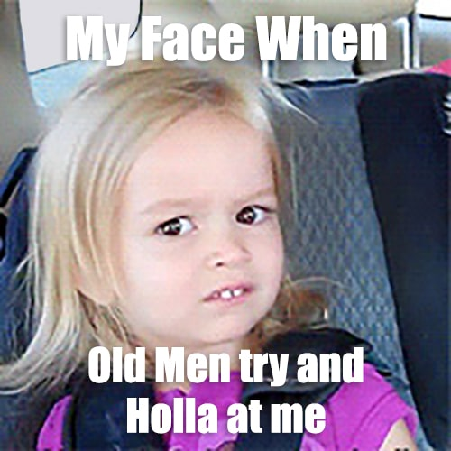My Face Funny Meme