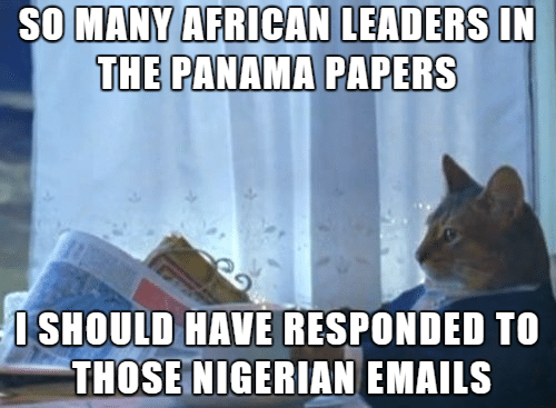 Panama Papers‬‬ Funny Meme