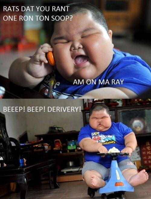 Ron Ton Soop Funny Meme