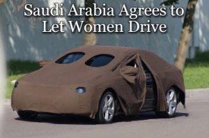 Saudi Arabia Agrees to Let Women Drive Funny Meme
