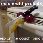 Sleep On The Couch Funny Meme