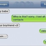 Text Fails Your boyfriend Funny Meme