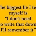 The Biggest Lie Funny Meme