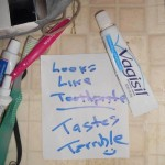 Toothpaste I Think Not Funny Meme