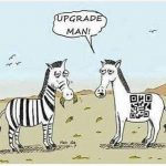 Upgrade Man Funny Meme