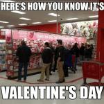 Valentines Day Funny Meme