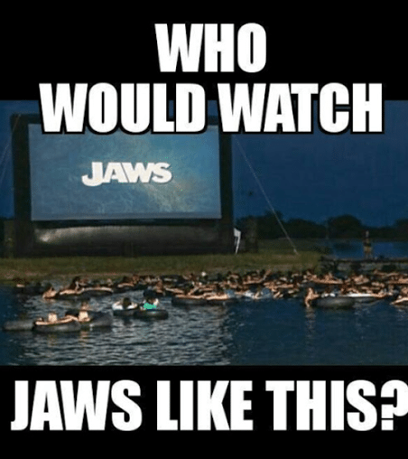 Watch Jaws Movie Funny Meme