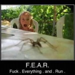 What FEAR Means Funny Meme