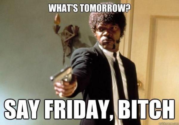 Whats Tomorrow Funny Meme