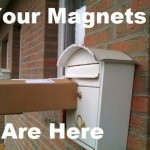 Your Magnets Are Here Funny Meme